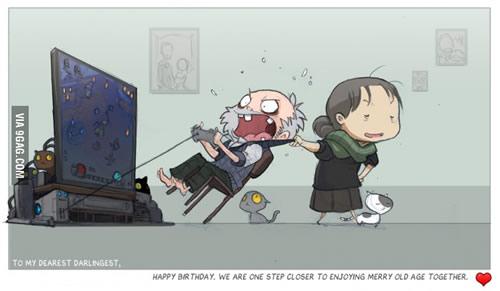 Gamer 4 life!